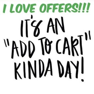 Don't Be Shy! Send an offer and lets make a deal!